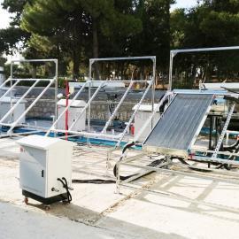 供应绿光TMC-3G太阳能光热综合性能测试系统