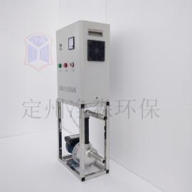 净淼新型SCII-5HB外置式水箱自洁器臭氧发生器除垢灭藻