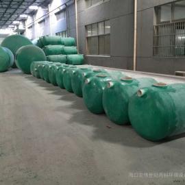 云龙农村改造专用小型化粪池厂