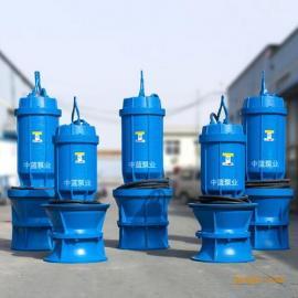 潜水轴流泵型号
