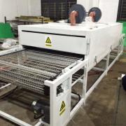 佛山烘干炉 自动网带输送隧道式烘干炉 厂家定制