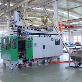 75公斤涂料桶吹塑机-生产机器