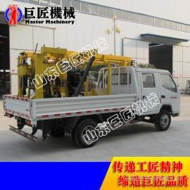 XYC-200车载式多功能液压水井钻机