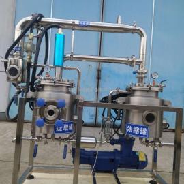 中药提取罐│浓缩罐价格│多功能提取浓缩机组厂家
