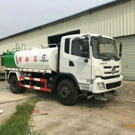 国五东风12吨洒水车厂家直销