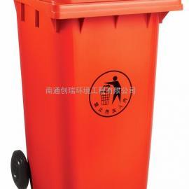 太�}240L加厚�燔��л�垃圾桶-太�}240升�л�可推式垃圾桶