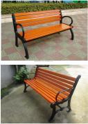 南浔小区公园椅-南浔户外公园长椅-南浔社区公园椅
