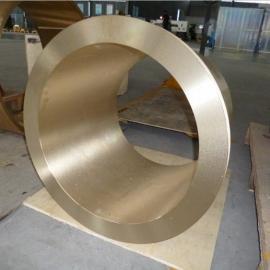 大型耐磨铜套厂家 锻压铜套