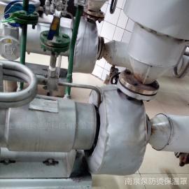 南泉大量供应离心泵耐高温防腐蚀保温套