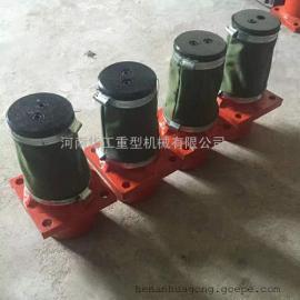 双梁行车防撞缓冲器 HYG50-150液压缓冲器 非标定做
