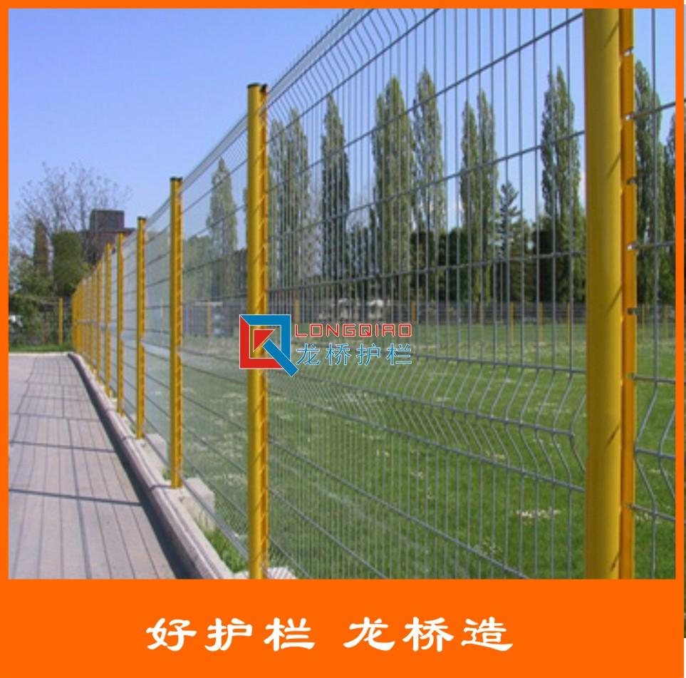 学校围栏网 学校围墙钢丝网 安全美观 厂订制 高质量出