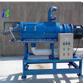 粪便脱水机、养殖废水处理设备、贝特尔固液分离设备