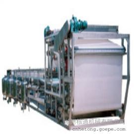 带式真空过滤机|固液分离设备