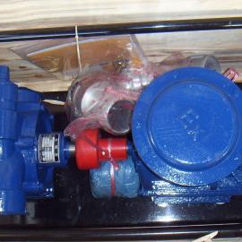 KYB40-20-25防爆型移动式自吸滑板泵滑片泵