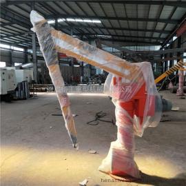 PJ100电动单臂吊 定做可移动平衡吊 旋转式平衡起重机