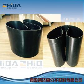 管道焊口辐射交联聚乙烯热缩套纤维加强型热收缩套【施工方便快捷