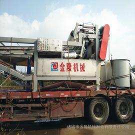 固液分离污泥压滤机设备