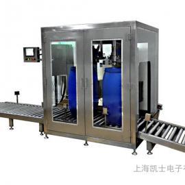 全自动灌装生产线AG官方下载,5-300kg称重灌装机