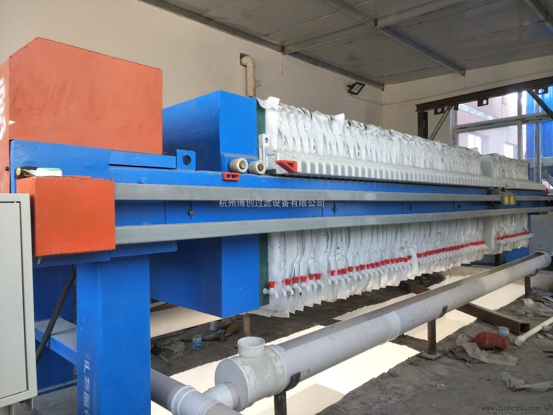 螺杆压滤机高干压滤机隔膜泵压滤机柱塞泵压滤机加药絮凝脱水