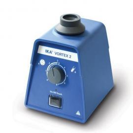 IKA艾卡VORTEX2圆周振荡器25001612漩涡混匀器