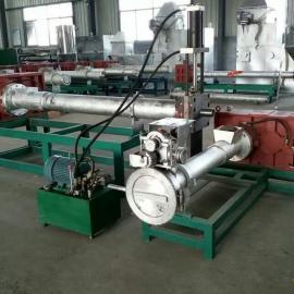供应加强型PP单螺杆塑料造粒机