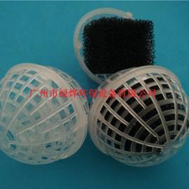 80聚氨酯悬浮球填料
