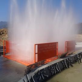 山东建筑工地洗车机大型企业洗轮安装设备