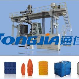 中空吹塑制品生产设备塑料桶汽车风管化粪池光伏浮筒机器