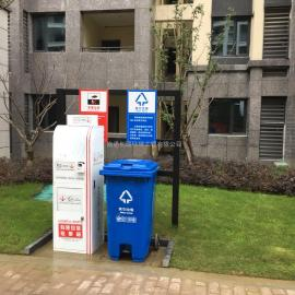 吴中市政不锈钢分类垃圾栏-吴中环保垃圾分类栏