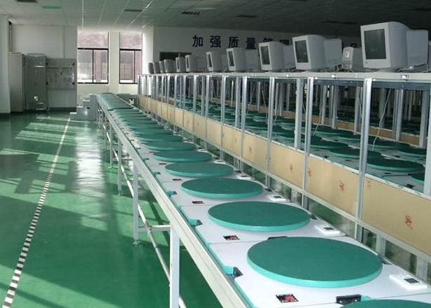 组装线 倍数链工装线  自动流水作业
