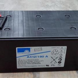 德国阳光胶体蓄电池A412/100ah正品批发价格