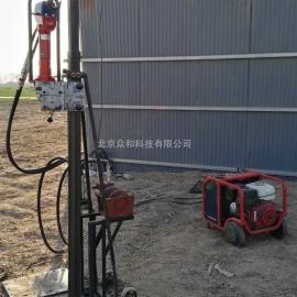 土壤取yang背包钻机