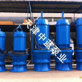 ZQ潜水轴流泵