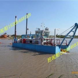 挖泥船清淤池塘效率很高价格不高