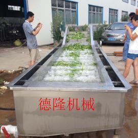 果蔬清洗机 草莓 姜 苹果清洗设备 气泡清洗机 大型气泡清洗机