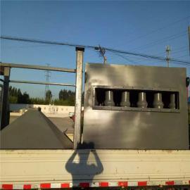 生产销售锅炉旋风除尘器TD陶瓷多管除尘器源头工厂