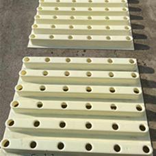shuichang滤池用ABS可调式滤头/ABS整体浇筑滤板模板