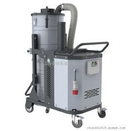 涡轮电机大型工业吸尘器成都机械厂用吸尘器苏州吸尘器厂家直销
