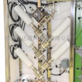 连续处理型超声波分散机