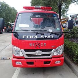 社区消防车厂家|bian宜的社区fu田消防车|fu田消防sa水车