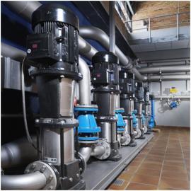 CR64 CRI64 CRN64 系列立式多级离心泵