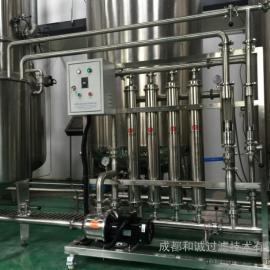 和诚过滤供应中药口服液超滤膜过滤设备