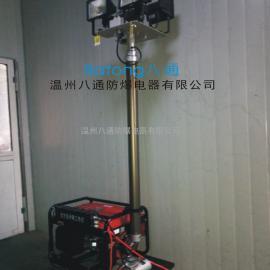 BT6000F移动照明车 海洋王本田2000W
