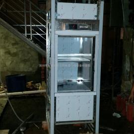公明石岩厨房传菜机,传菜电梯精美设计
