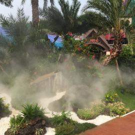 景观喷雾系统工程