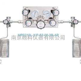 AMFLO敦阳MPS210系列双侧特气汇流排