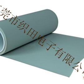 原装富士硅胶皮 耐压导热硅胶皮 热压硅胶带生产厂家0.2*10*10