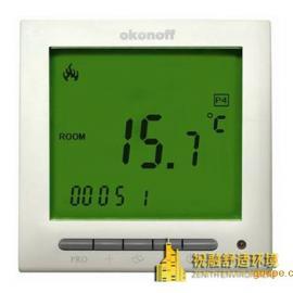 祝融环境地源热泵设计:柯耐弗okonoff温控器