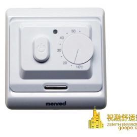 祝融环境地源热泵设计:menred温控器