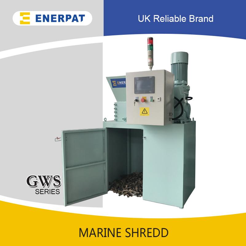 Enerpat(恩派特)恩派特船舶垃圾破碎机 小型固废处理设备GWS-2525